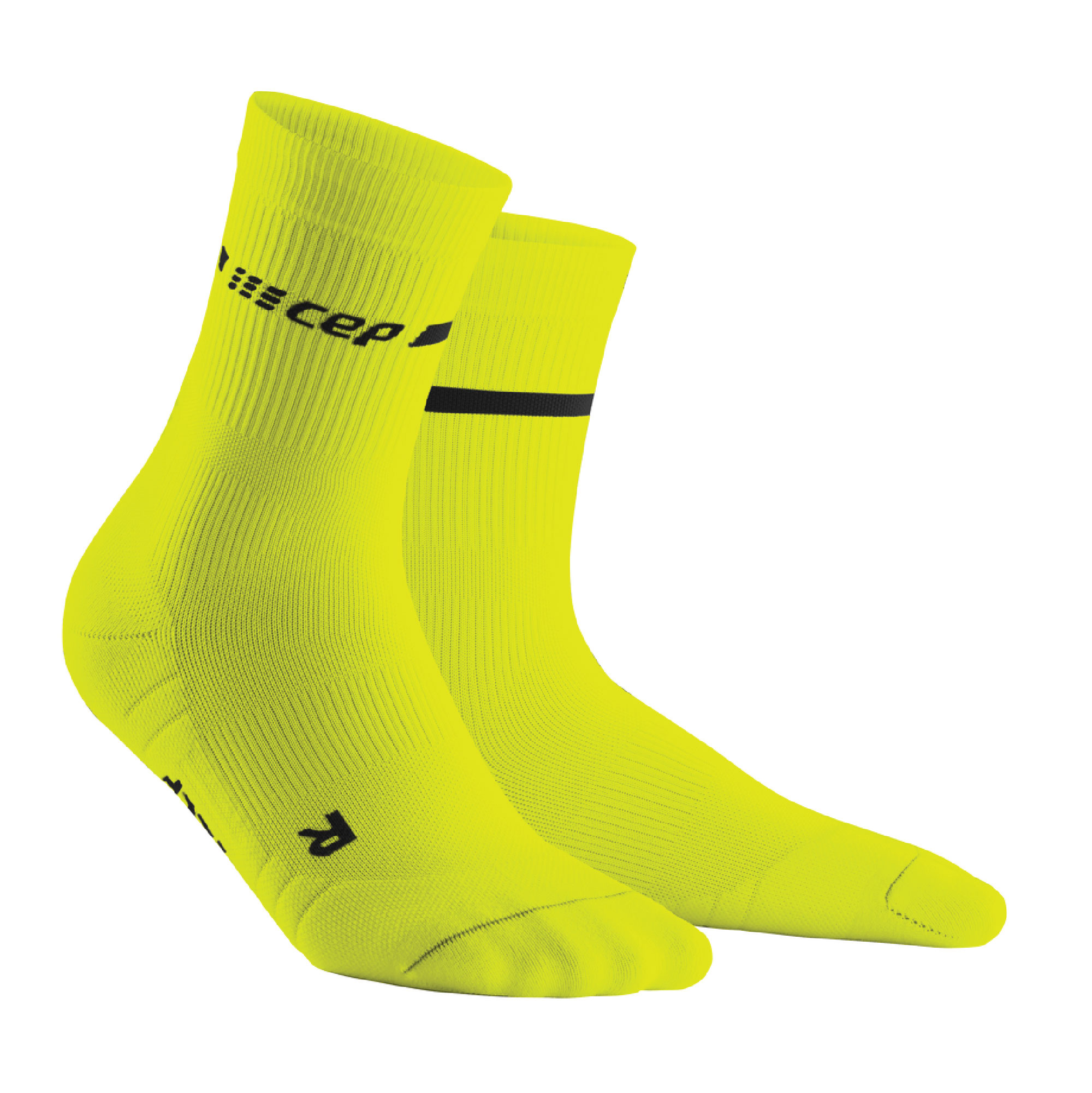 NEON MID-CUT SOCKS | WOMEN