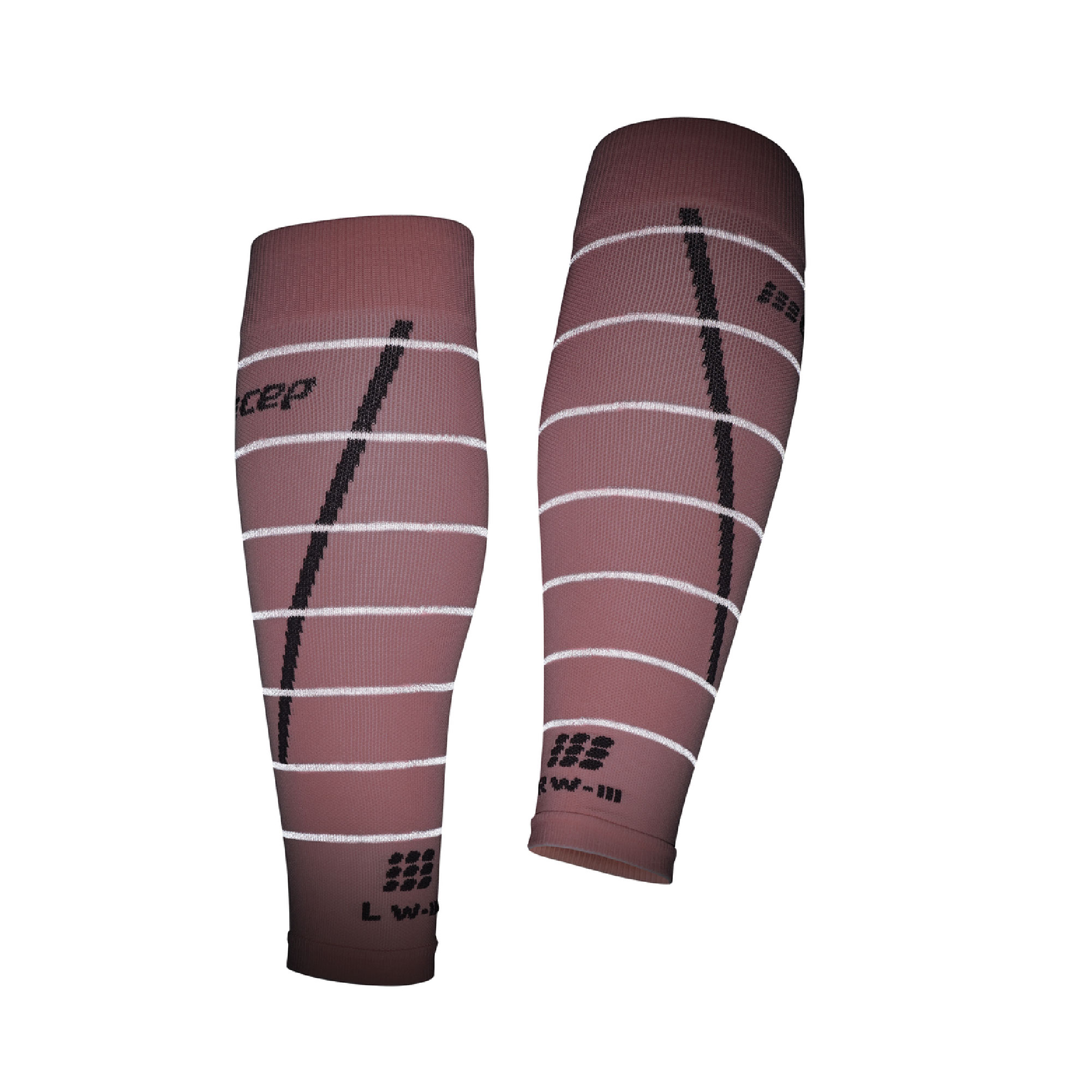 REFLECTIVE CALF SLEEVES | WOMEN