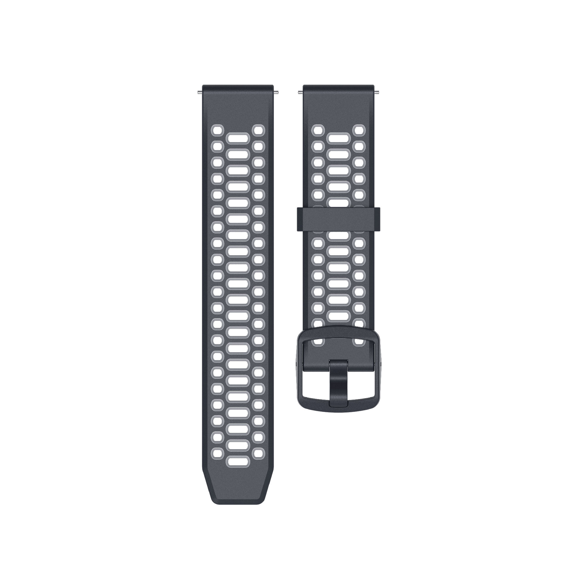 APEX 42MM/PACE 2 SILICONE BAND